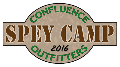 Confluence Outfitters Spey Camp logo