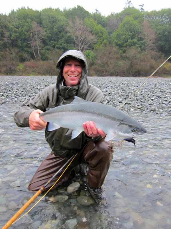 Lower Rogue steelhead